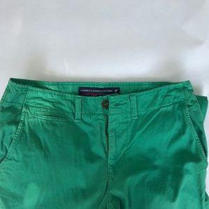 American Eagle Outfitters Pants - American Eagle - Green Pants Sz.32/32